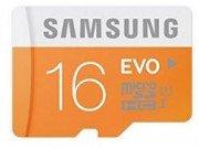 Samsung EVO MB-MP16DA/IN microSDHC 16GB Memory Card