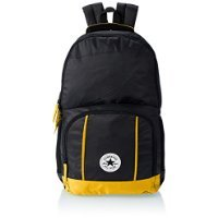 Converse Converse Jazz Black and Yellow Casual Backpack