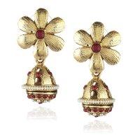 Ava Jhumki Earrings for Women