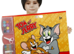 Tom and Jerry Color Book Fun Activity Book for Kids