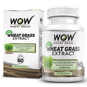 Wow Wheat Grass