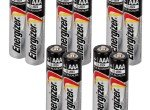 ENERGIZER MAX Alkaline Battery E92BP2 AAA X 5 Value Pack - Total 10 AAA Batteries