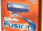 Gillette Fusion Manual Blades