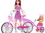Barbie Sisters Bike for Two Doll