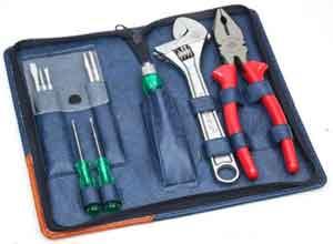 Taparia 1005 Universal Tool Kit