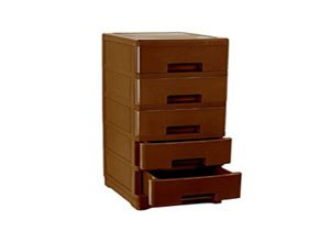 Cello Imperial 4-Drawer Storage Cabinet