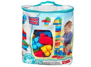 Fisher Price First Builders Big Building Bag