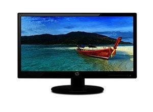HP 19KA 18.5-inch LED Backlit Monitor