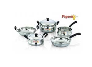 Pigeon Stainless Steel Cookware Set