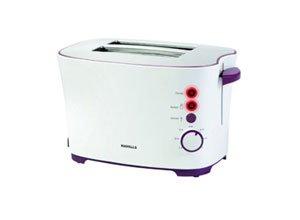 Havells Feasto 850-Watt Pop-up Toaster White