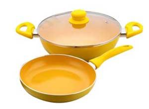 Wonderchef-Da-Vinci-Induction-Base-Aluminium-Cookware-Set