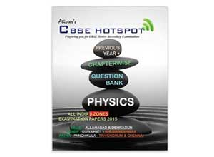 CBSE HOTSPOT PHYSICS