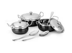 Classic Essentials Enamle Cookware Set