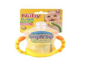 Nuby 240ml Grip-n-sip Cup
