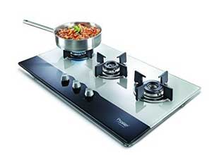 Prestige Hobtop 3 Burner Auto Ignition Gas stove