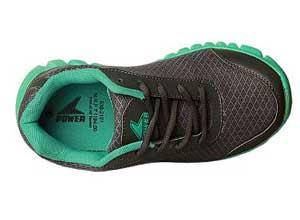 Power women grey sports shoes