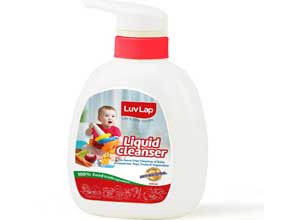 Liquid Cleanser for Feeding Bottles