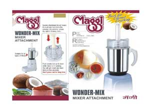 Fine Grinding Jar Attachment for Mixers