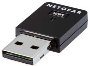 Netgear WNA3100M Wi-Fi USB Mini Adapter