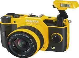 Pentax Q7 12MP 1/1.7-inch CMOS Mirrorless Camera
