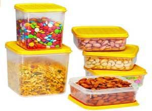 Ruchi Storewel Set Container