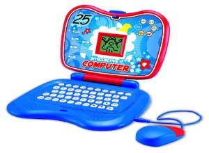Toyhouse Kids Educational Talking Laptop