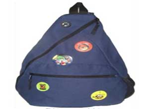 Essfil Angry Bird Space Tuition Bag