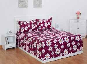 Story@Home Double Bedsheet