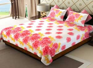Home Candy Double Bed Sheet