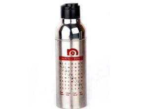 NanoNine Steel Mate Word Search Insu bottle 550 millilitre