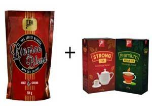 Degree Blend Filter Coffee Powder 500 Grams
