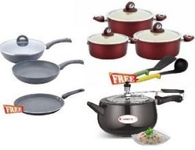 Wonderchef Kitchen Products At Upto 64% OFF