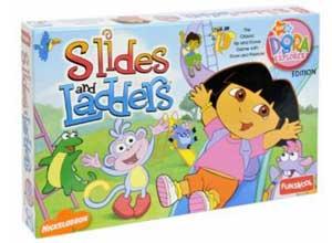 Funskool Dora Slides and Ladder
