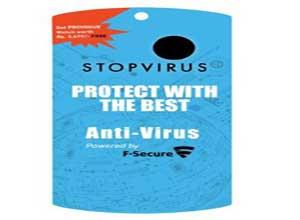 F-Secure Stop Virus Anti-Virus