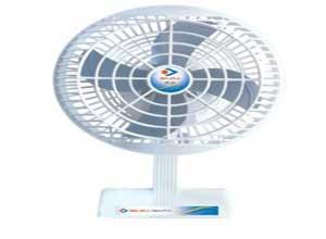 Bajaj Ultima PT01 48-Watt Table Fan