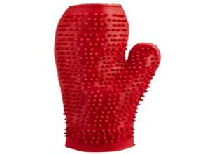 Choostix Dog Bath Glove