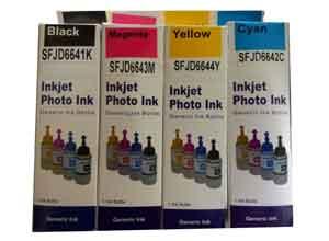 Compatible Flowjet Ink