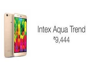 Intex Aqua Trend