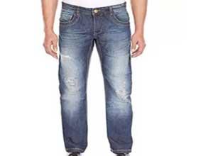 Club J Men's Slim Fit Jeans