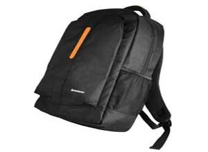 Lenovo Black Laptop Backpack