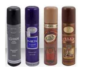 Lomani Deodorants & Sensual Perfume 40-70% Off