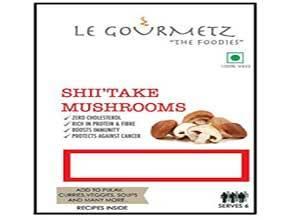 Le Gourmetz Dried Shii'take Mushroom, 70g