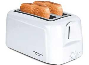 Mellerware PT 01 750-Watt Popup Toaster