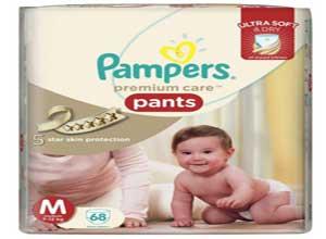 Pampers Premium Care Medium Size Diaper Pants