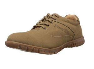 Redchief Men's Leather Sneakers