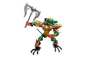 Lego Chi Cragger, Multi Color