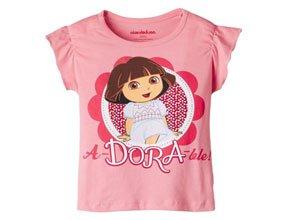 Dora Girls' T-Shirt