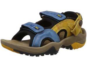 Woodland Mens Leather Sandals and Floaters