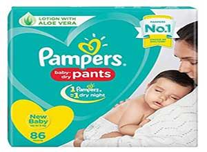 Newborn Diaper Pants