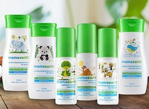 Mamaearth produts for Infants